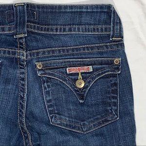 Hudson Jeans Size 26 Signature Boot Cut Flap Pkt